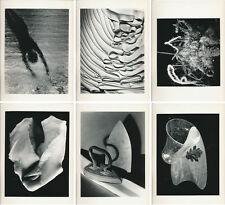 Fritz Brill: Das dritte Auge. 6 Original-Fotografien