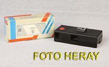Pocket analoge 110 Kamera mit Blitzschuh sehr guter Zustand 02375