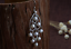 thumbnail 3 - B11-Oriental-Earrings-White-Freshwater-Pearls-And-Sterling-Silver-925