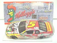 5 Terry Labonte 1998 Kellogg's Iron Man Autograped Monte Carlo 1/24