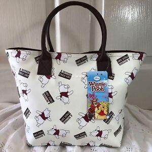 Image Is Loading Disney Winnie The Pooh Handbag Clutch Purse Per