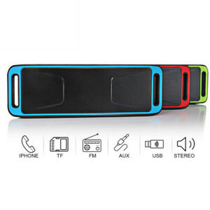 CASSA-PORTATILE-CON-INGRESSO-USB-SD-MP3-BLUETOOTH-TABLET-SMARTPHONE-SPEAKER-PC