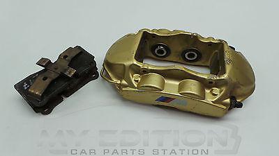 BMW F80 M3 F82 F83 M4 Bremssattel Bremsen Brembo Sattel Klötze hinten rechts HR