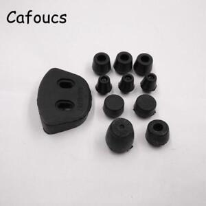 Image is loading Cafoucs-Car-Door-Buffer-Pad-Bump-Stop-Shock- & Cafoucs Car Door Buffer Pad Bump Stop Shock Rubber For Mitsubishi ...