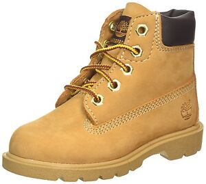 Timberland 6 Inch Classic Boot - Grade School - Boots - Wheat - 10960