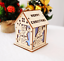 LED-Light-Wood-HOUSE-Cute-Christmas-Tree-Hanging-Ornaments-Holiday-Decoration thumbnail 9