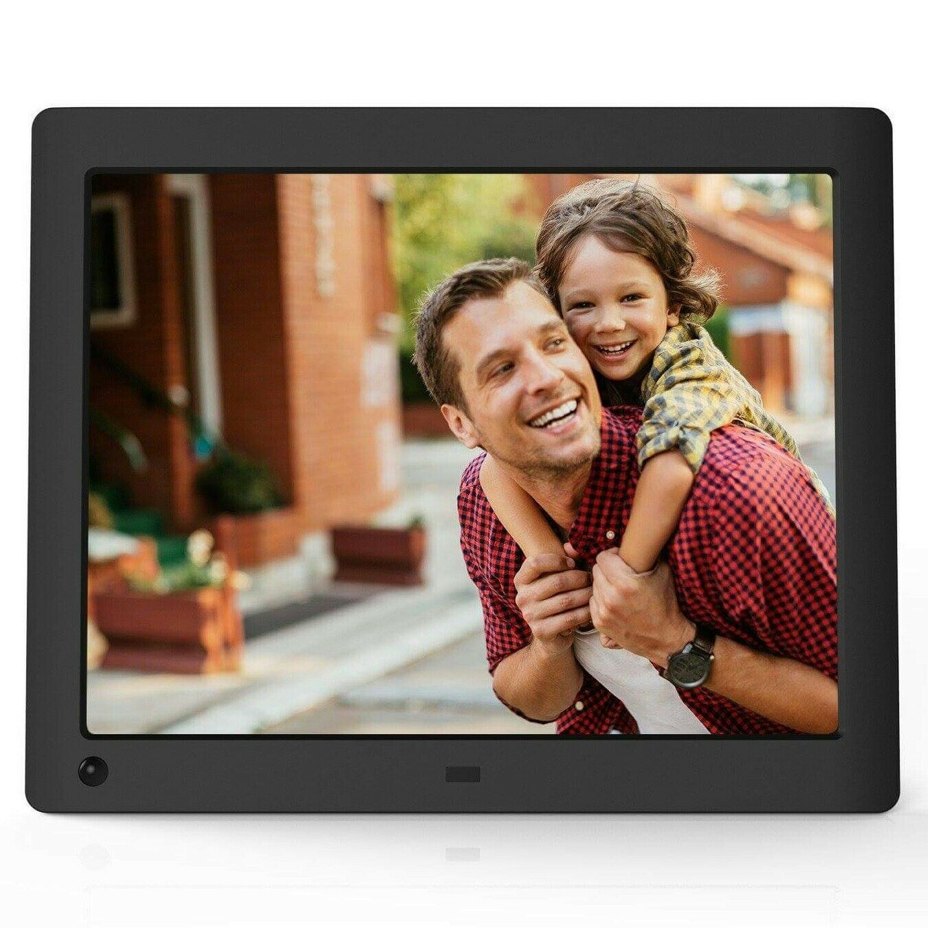 NIX Advance - 8 inch Hi-Res Digital Photo Frame with Motion Sensor (X08E) 1