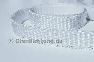 2m flach ofendichtung isolierband thermo band f r kaminofen rauchrohr abdichten ebay. Black Bedroom Furniture Sets. Home Design Ideas