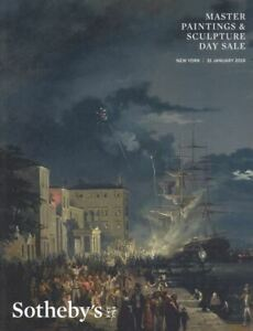 Sotheby-039-s-Catalogue-Master-Paintings-amp-Sculpture-Day-Sale-2019-HB