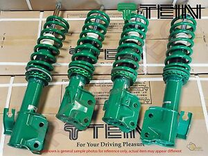 TEIN Street Basis Z Coilovers For Honda Accord Acura TL - Acura tl tein coilovers