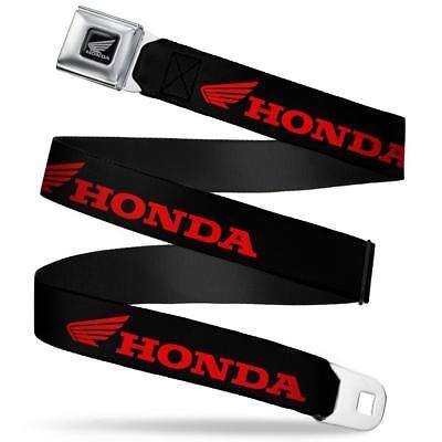 Intellektuell Honda Gürtel Seatbelt Style Usa Edelstahl Sicherheitsgurt Style Biker No Shirt R Gesundheit FöRdern Und Krankheiten Heilen
