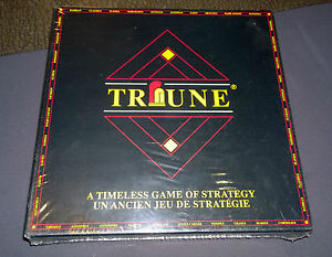 Complete-In-Box-sealed-French-amp-English-TRIUNE
