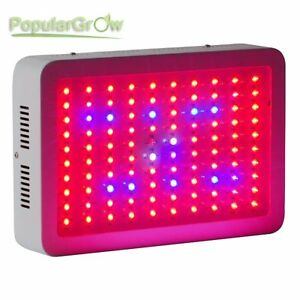 Image Is Loading 300W LED Grow Light Indoor Hydroponics System Kits