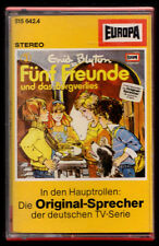 ENID BLYTON <FÜNF FREUNDE UND DAS BURGVERLIES> # 515642.5/' EUROPA KASSETTE