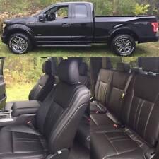 2016 2017 2018 2019 Ford F 150 Xlt Super Cab Katzkin Leather Seat Lariat Design