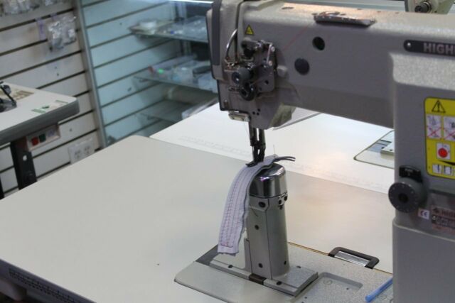 Highlead Gc4040r Single Needle Post Bed Walking Foot Sewing Inspiration Highlead Sewing Machine