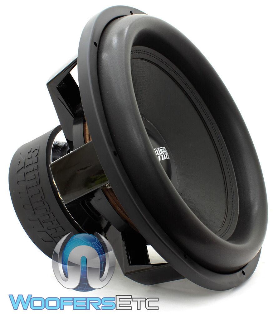 Sundown Audio E-12 V2 сабвуфер 12