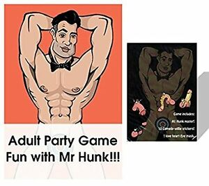 image relating to Pin the Junk on the Hunk Printable identify Info around Junk Upon The Hunk Pin The Willy Upon Billy Chicken Social gathering/Evening Video game Clean
