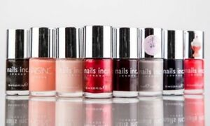 💅 NAILS INC NAIL POLISHES 💅 Choice of Many Colours BUY 2 GET 1 10 ...