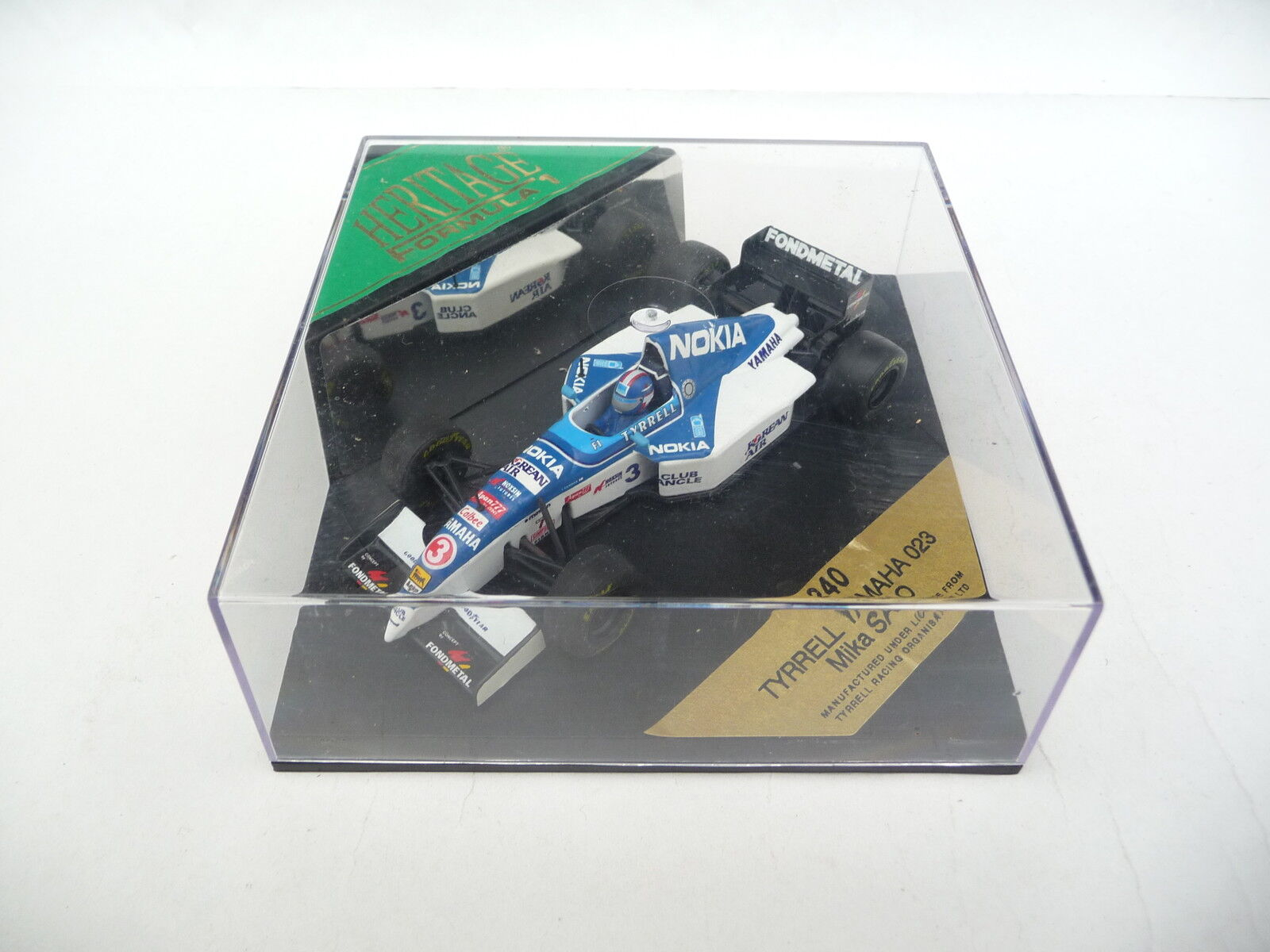 Onyx 1 43 Tyrrell Yamaha 023 Salo 240