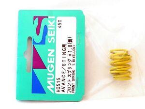 Mugen-Seiki-Front-Spring-1-8m-m-Yellow-H0515-modelismo