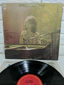 Al Kooper Naked Songs Lp KC31723 Vinyl 1972 US Columbia Record Label