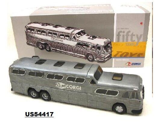respuestas rápidas Corgi US54417 US54417 US54417 GM4501 grishound Scenicruiser Bus Corgi Aniversario Coleccionable  opciones a bajo precio