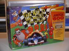 Commodore Amiga A600 Computer ~ Wild Weird Wicked Pack ~ SCART + Extras ~ Boxed