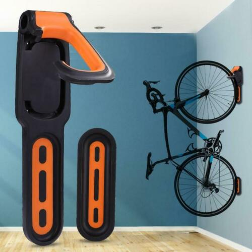 Space-Saving Bicycle Bike wall Holder Rack Stand,cycle Hanger mount Free shippin