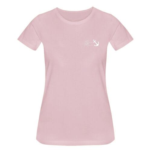 Anker 15 Farben Damen XS-3XL T-Shirt Moin Moin