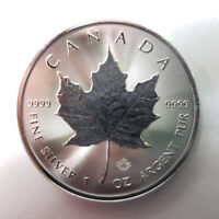 1oz 2021 Canada 9999 Fine Silver Maple Coin Mississauga / Peel Region Toronto (GTA) Preview
