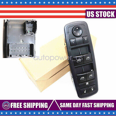 Power Window Switch For Chrysler Town Country Dodge Grand Caravan 2008-2009