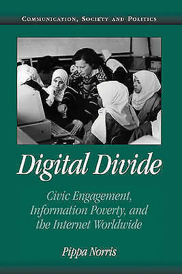 Digital Divide : Civic Engagement, Information Poverty, and the Intern-ExLibrary