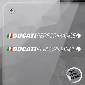 PEGATINA-DUCATI-PERFORMANCE-MONSTER-MULTISTRADA-DECAL-VINYL-STICKER-AUTOCOLLANT