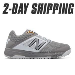 cut baseball Turf Gris Chaussures t3000gw4 Balance Turf 2 de Blanc Low jours T3000v4 New Livraison xqn0UX1