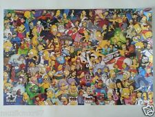 SDCC Comic Con 2014 EXCLUSIVE FX WOO HOO!  25 Years The Simpson poster