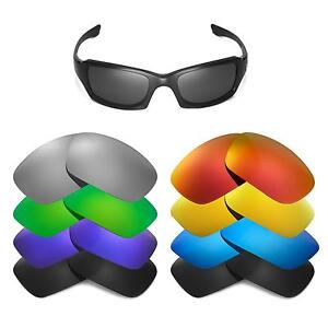 55ddc6a217 Image is loading New-Cofery-Replacement-Lenses-for-Oakley-Fives-Squared-