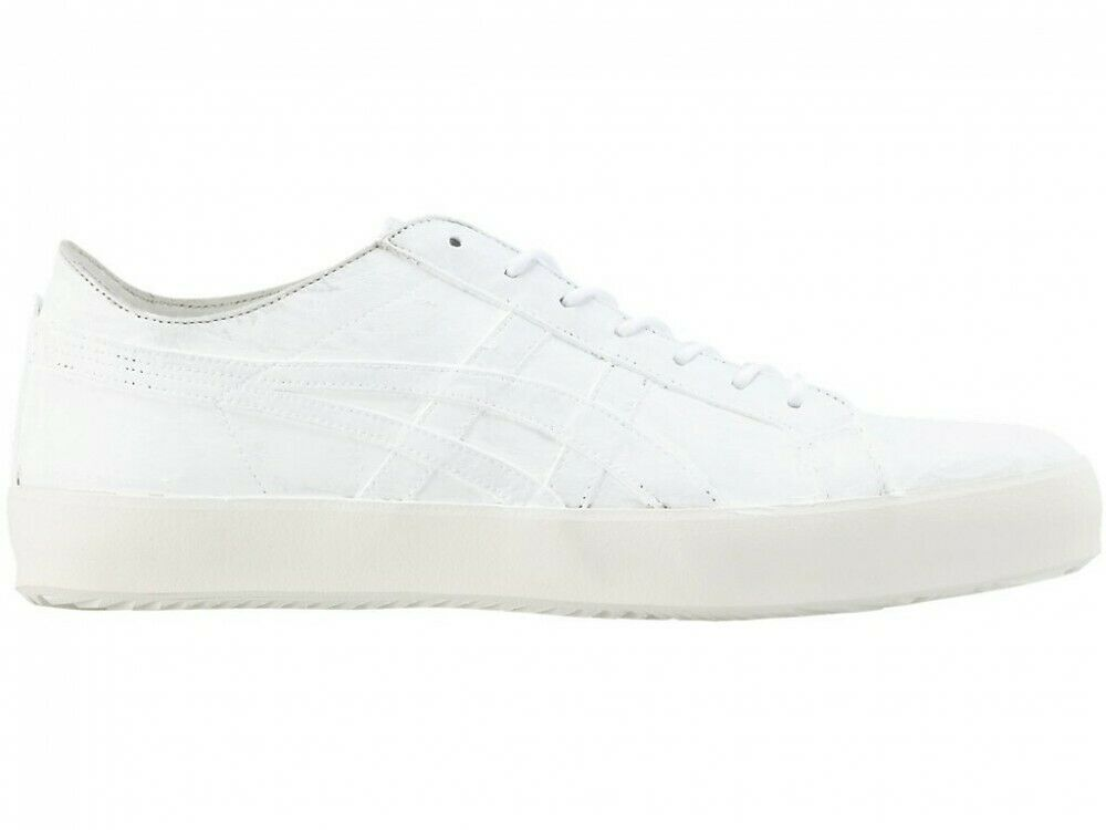 Asics Japan Onitsuka Tiger FABRE DELUXE LO CL 1183A449 bianca × bianca