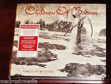 Children Of Bodom: Halo Of Blood - Deluxe Edition CD + DVD Set 2013 Digipak NEW