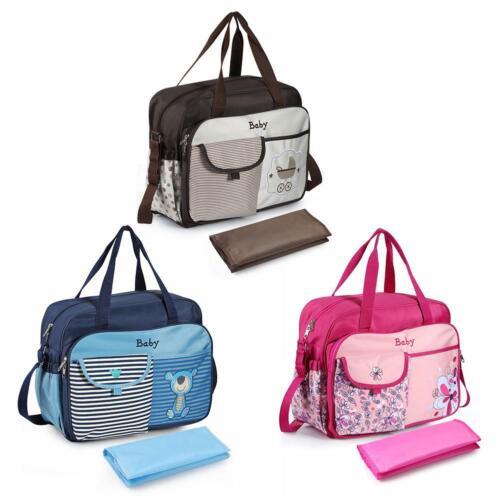 Multi-use Waterproof Large-capacity Diaper Bag Mummy Maternity Shoulder Handbag