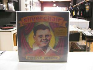 Silverchair LP Europa Freak Show 2019 Limitierte Flaming Vinyl 180GR. Audiophile