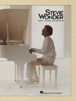 Stevie Wonder Easy Piano Anthology Sheet Music 000306258