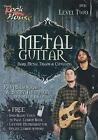 Rock House Method Metal Guitar Level 2 2009 DVD