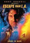 Escape From La 0883929302765 With Kurt Russell DVD Region 1