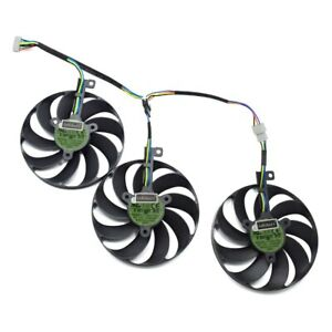 88mm T129215SU Cooler Fans For ASUS ROG STRIX-GeForce RTX 2080 2080 Ti GAMING