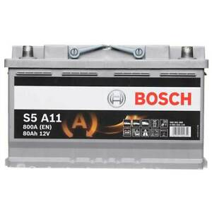 s5a11 agm 115 car battery 3 years warranty 80ah 800cca 12v. Black Bedroom Furniture Sets. Home Design Ideas