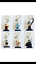 Game of Thrones Jon Snow Daenerys  inspired minifigure keyring keychain gift 616