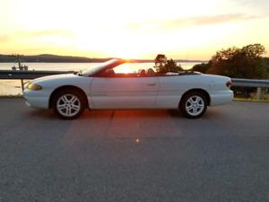 1996 Chrysler Sebring LXi