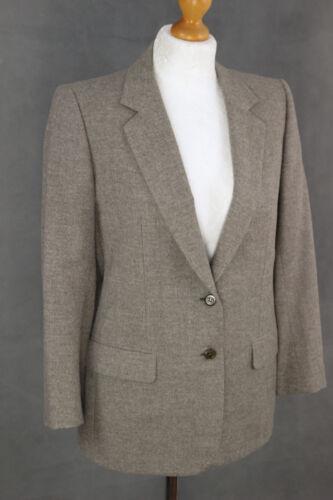 lana cashmere Brioni Giacca in 12 donna misto Uk giacca e taglia sartoriale per 44 wqBS8Y