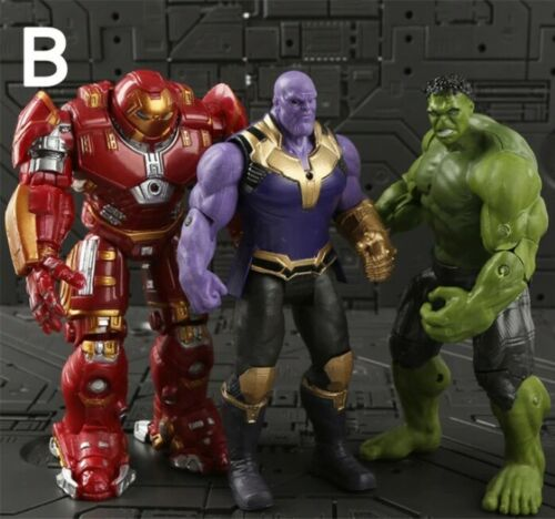 Figures Avengers War of Infinity 16-18 cm